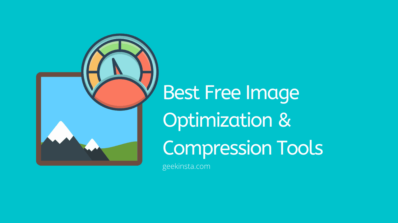 Best free image optimization and compression tools compared